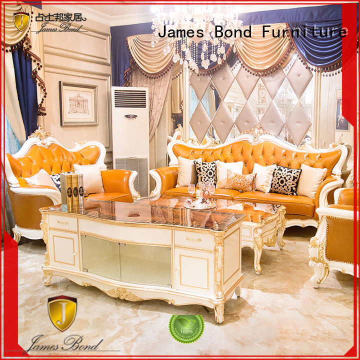 James Bond exquisite classic sofa factory direct supply for church
