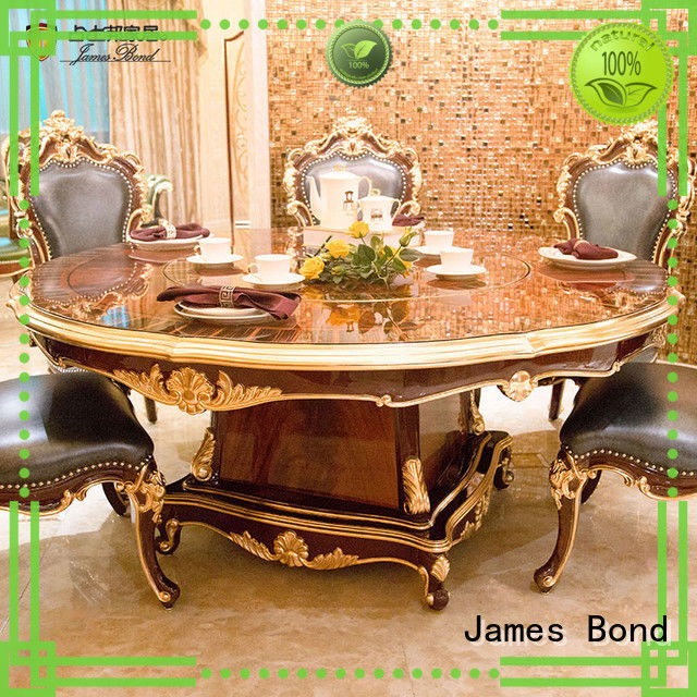 James Bond professional furniture classics dining table for home