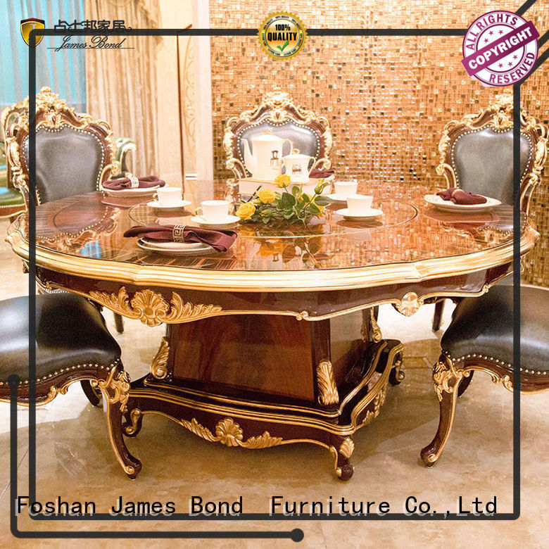 James Bond classic dining furniture supplier for home