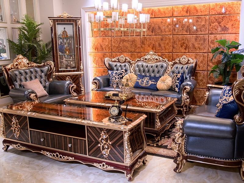 luxury antique sofa directly sale for home-5