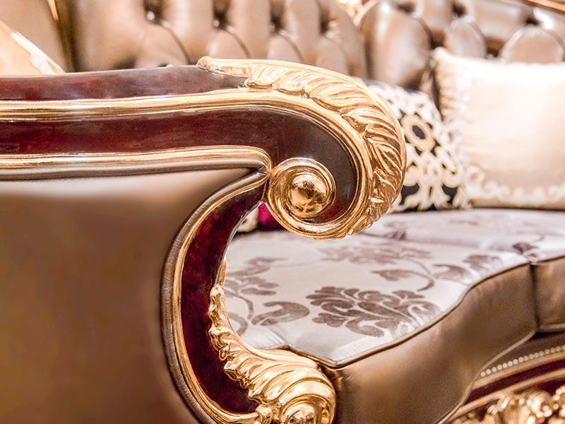 James Bond classic sofa set factory direct supply for home-4