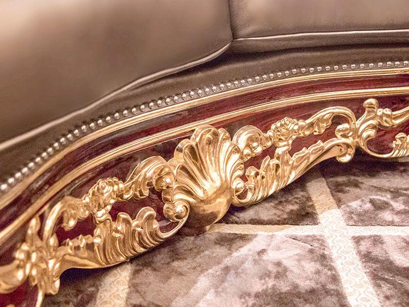 James Bond classic sofa set factory direct supply for home