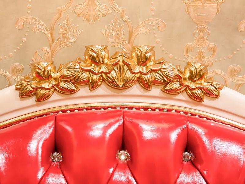 James Bond classic sofa set manufacturer for restaurant