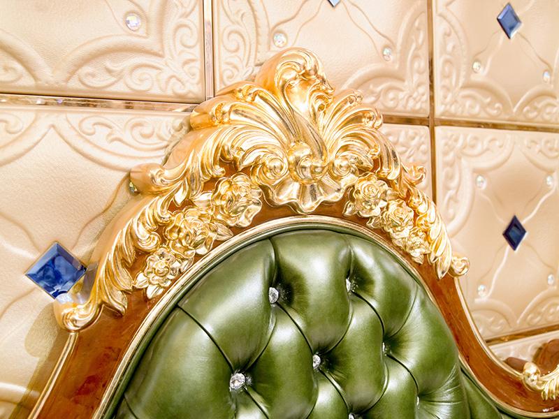 James Bond jp622 european king size bed frame uk supply for hotel-2