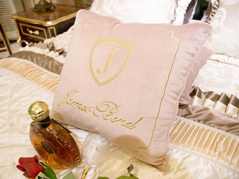 James Bond jp622 european king size bed frame uk supply for hotel-4