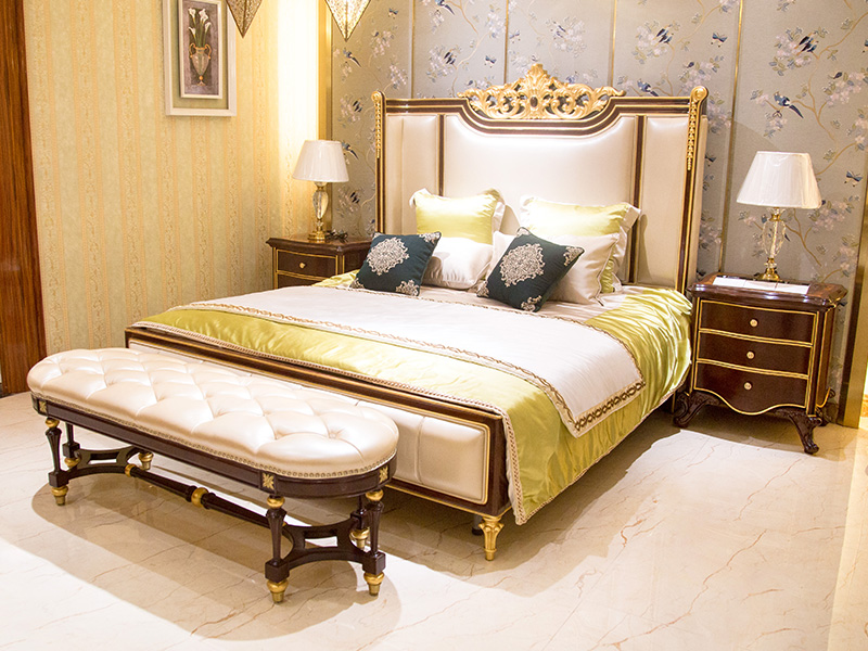 James Bond classic bed wholesale for hotel-5
