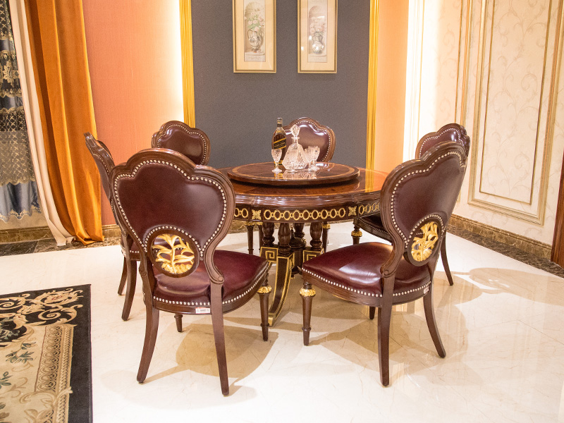 James Bond professional classic dining furniture directly sale for home-4