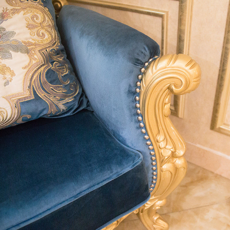 James Bond classic cloth art leisure chair   JP613