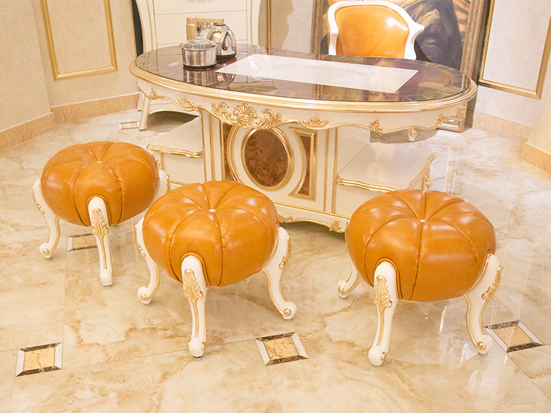 velvet classic leather chair designs directly sale for hotel-4
