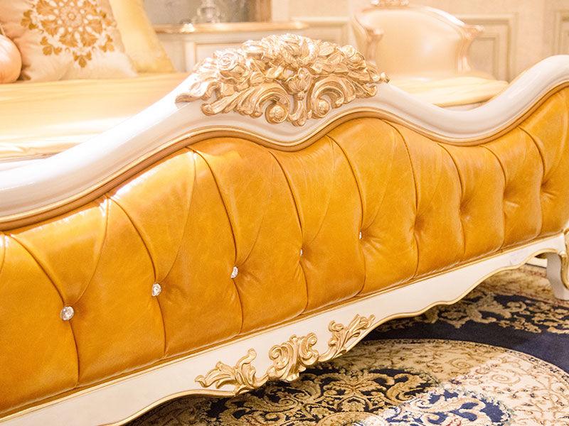 James Bond gorgeous traditional bedroom furniture manufacturer for villa
