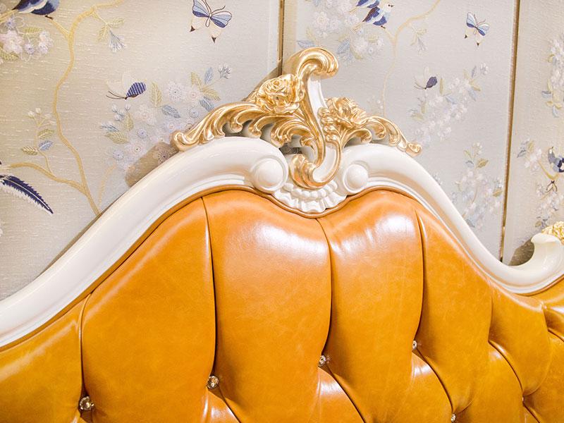 James Bond gorgeous traditional bedroom furniture manufacturer for villa-4