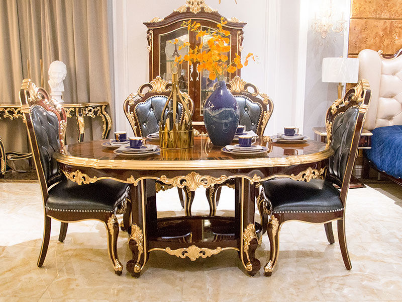 James Bond dining table classic supplier for villa