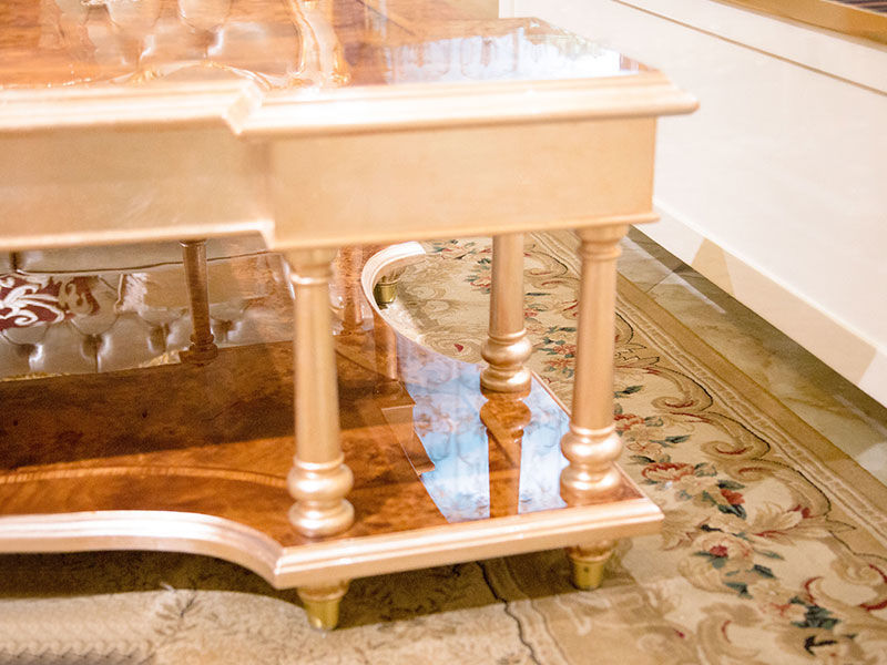 gorgeous classic coffee table supplier for home