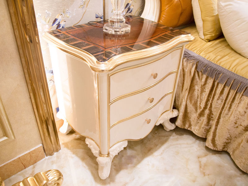 luxury bedside table design manufacturer for home