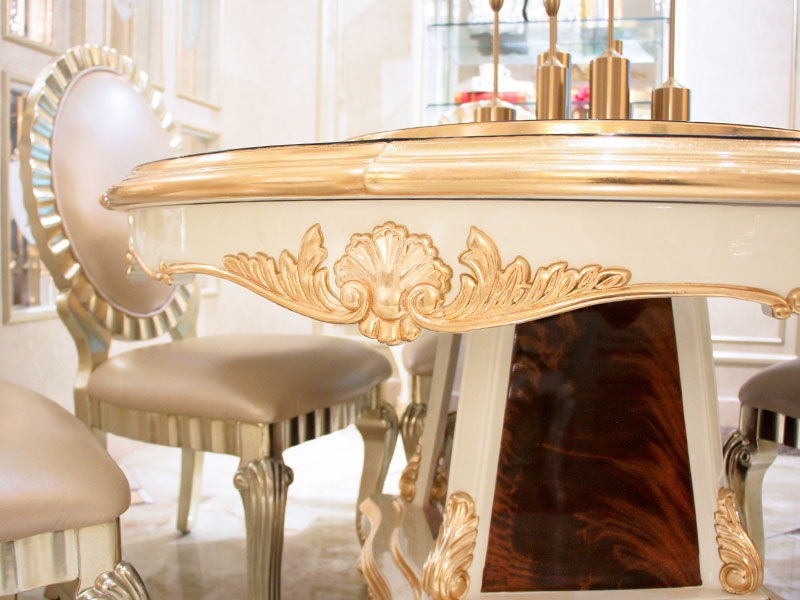 James Bond luxury dining table classic manufacturer for home