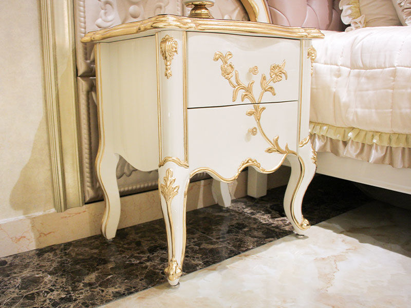 James Bond Classical BedsideTable supplier for hotel
