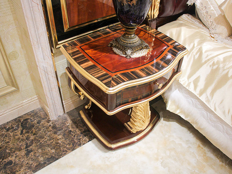 stable traditional bedside table wholesale for apartment