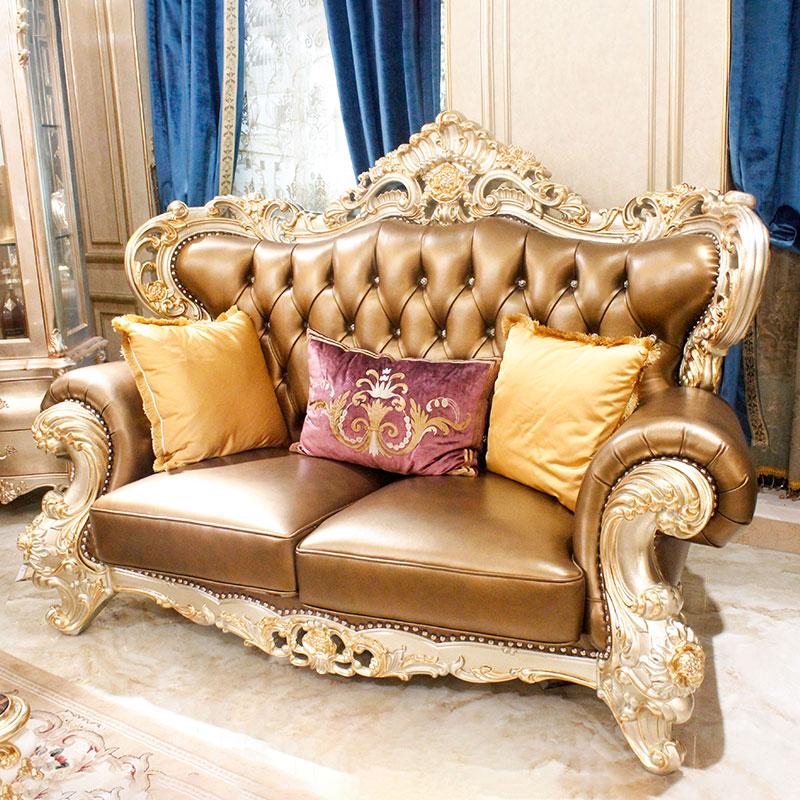 luxury classic sofa design manufacturer for hotel-4