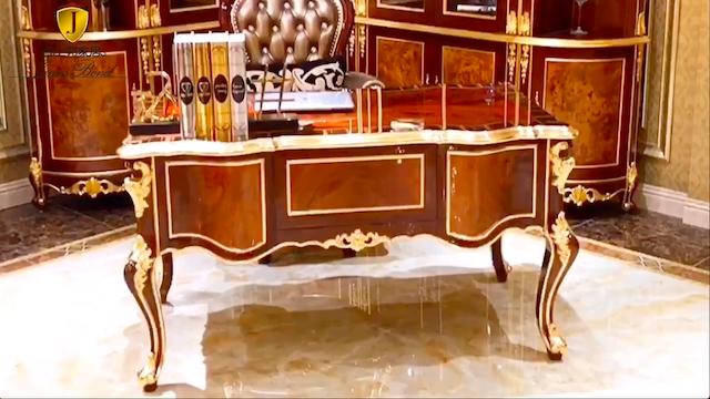 Luxury Desk Set - James Bond classic furniture