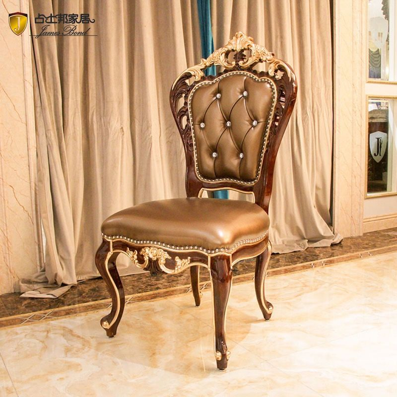 Best Quality Luxury Italian furniture - classic dining chairs Factory