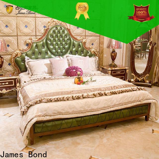 James Bond jp622 european king size bed frame uk supply for hotel