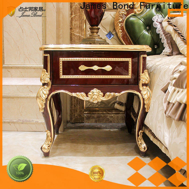 James Bond classic white bedside tables adelaide manufacturers for villa