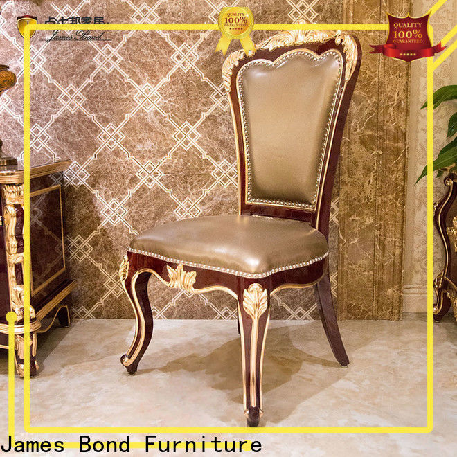 James Bond Best dining chairs online factory for hotel