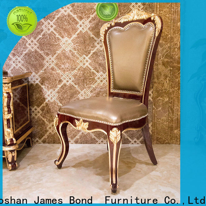 James Bond Custom tropical dining chairs suppliers for restaurant