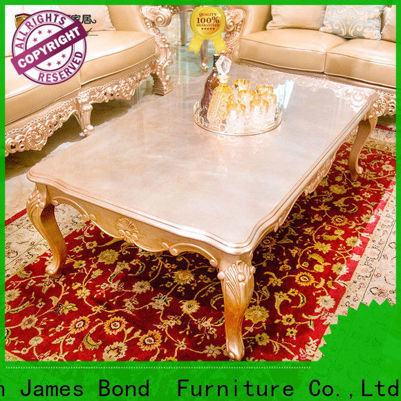 Latest reproduction coffee tables furniture factory for restaurant