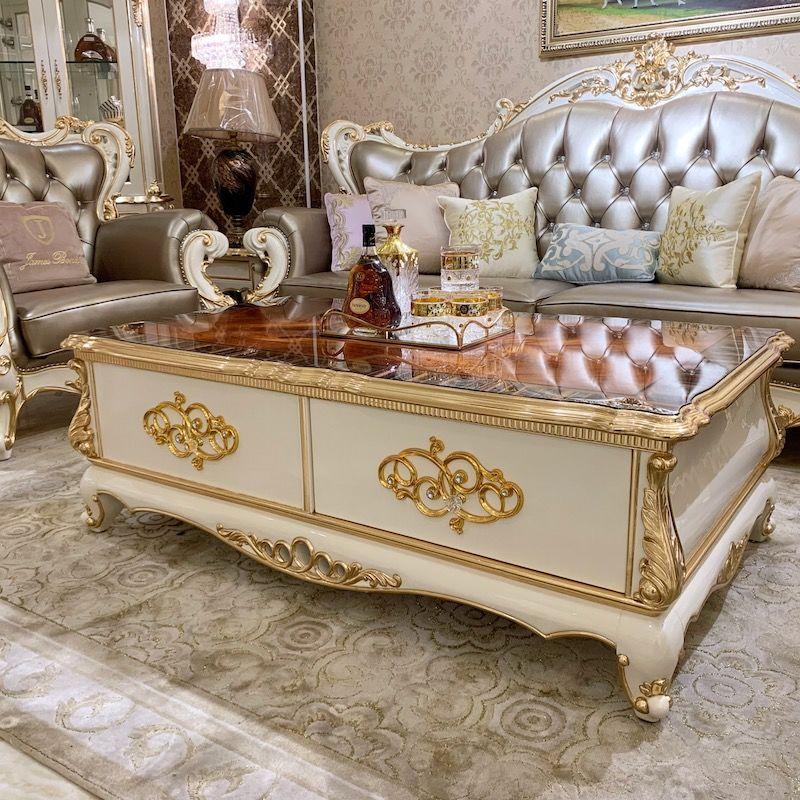 Classic Italian furniture classic coffee table JF250