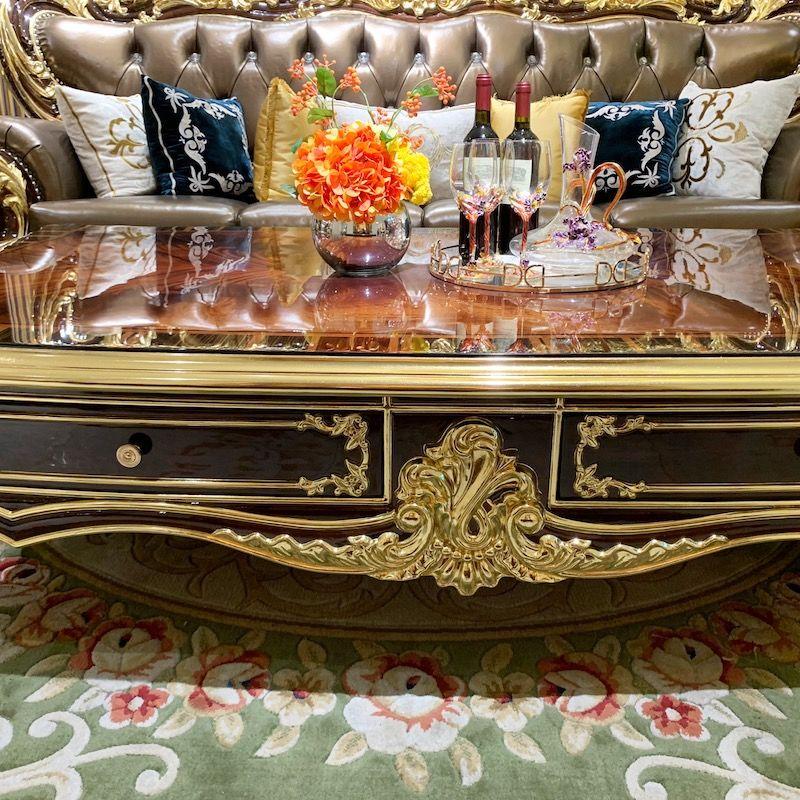 Classic furniture brands James Bond Furniture JP602 luxury coffee table