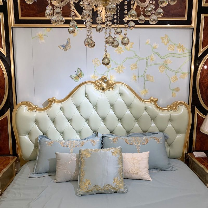 Classic bedroom JF518 sky blue James Bond furniture