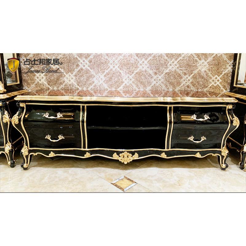 Italian designed classic furniture JF04 TV cabinet