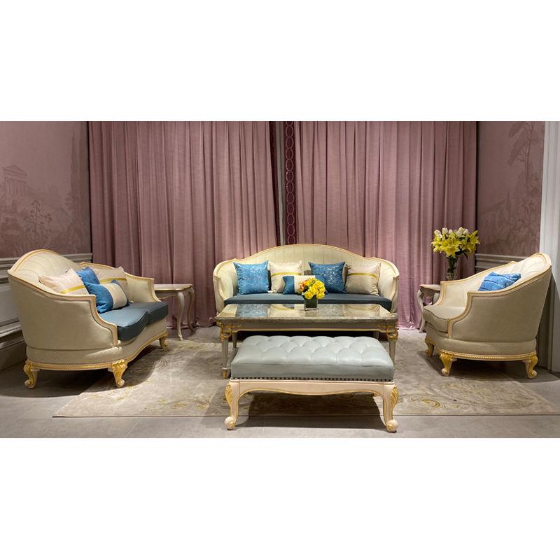New classic furniture James Bond Furniture elegant series classic sofa DS306