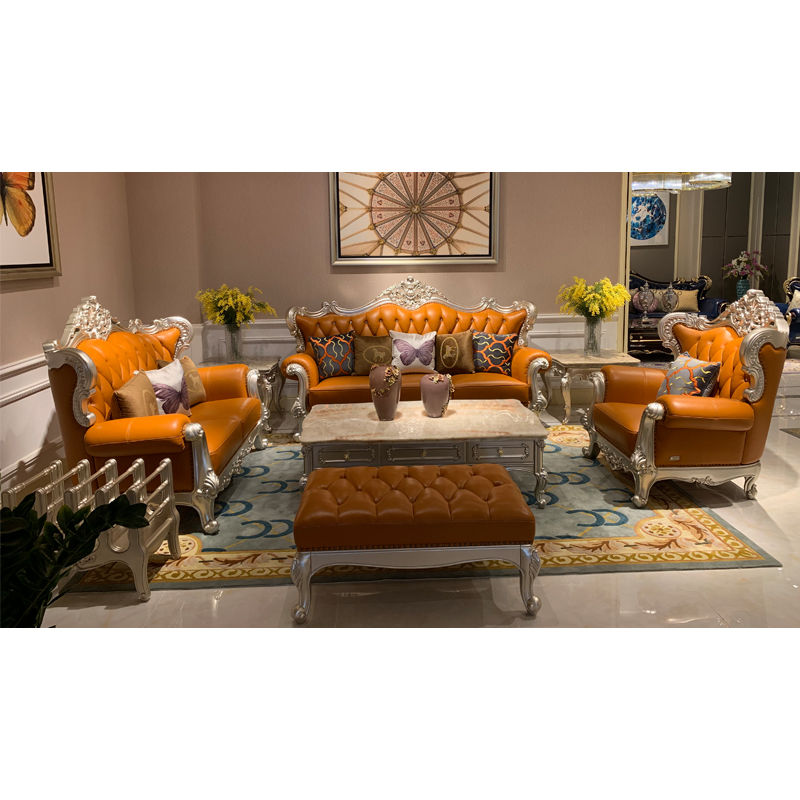 Classic living room furniture DS020 from James Bond Furniture Factory