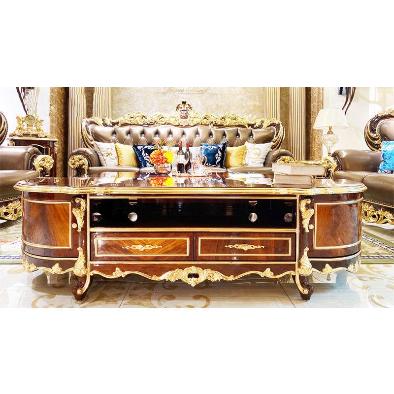 Luxury classic TV cabinet JP653 James Bond furniture