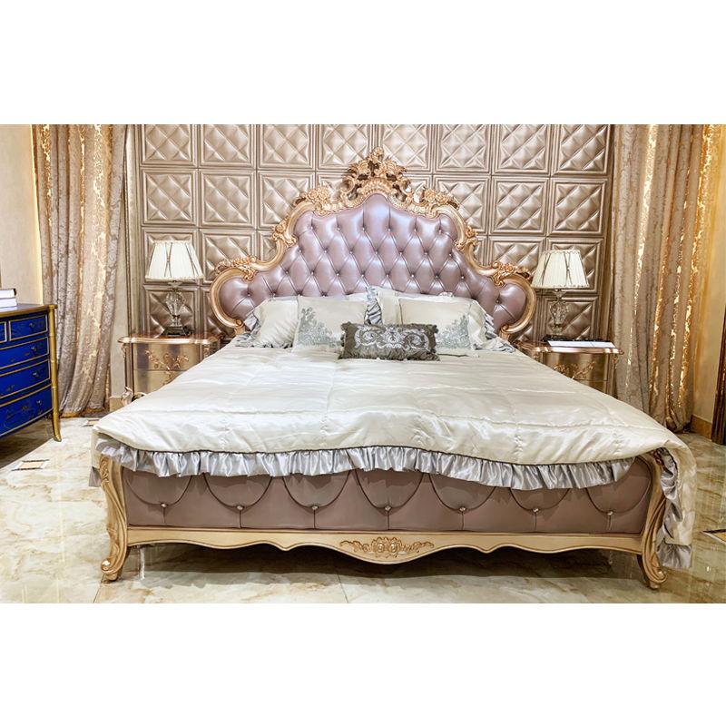 Classic bedroom furniture JP644 from James Bond furniture