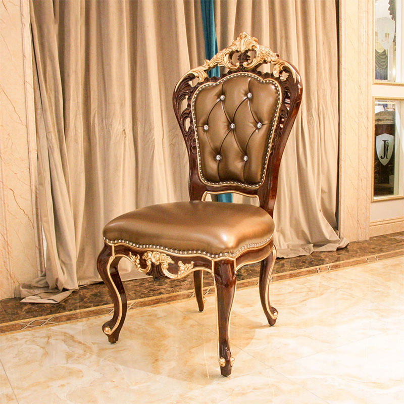 Best Quality Luxury Italian furniture - classic dining chairs JP699 Factory