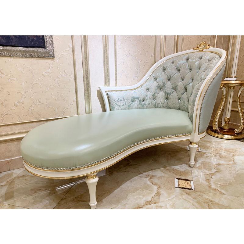 Classic luxury furniture Italy  classic chaise longue E192