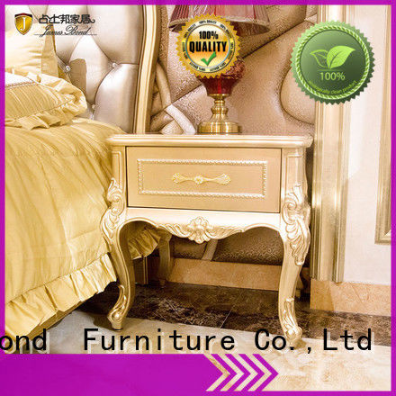 stable traditional bedside table wholesale for villa