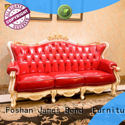 James Bond traditional couches manufacturer for restaurant