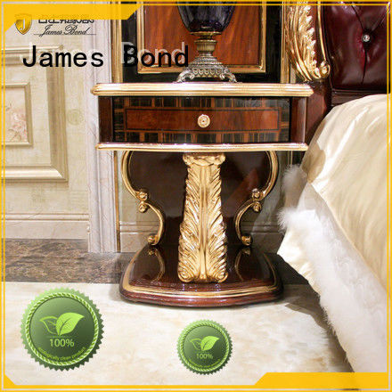 James Bond Classical BedsideTable supplier for apartment