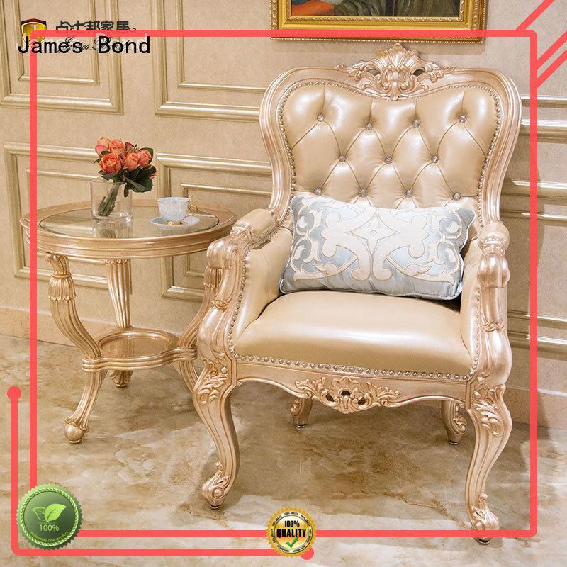 James Bond Classical leisure chair series for restaurant