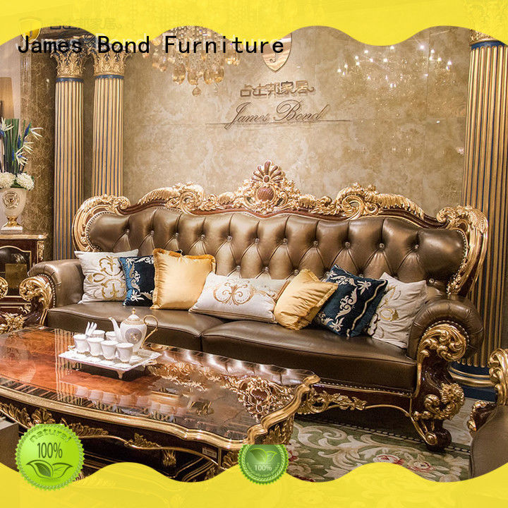James Bond antique sofa supplier for guest room