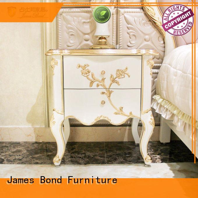 stable Classical BedsideTable manufacturer for hotel
