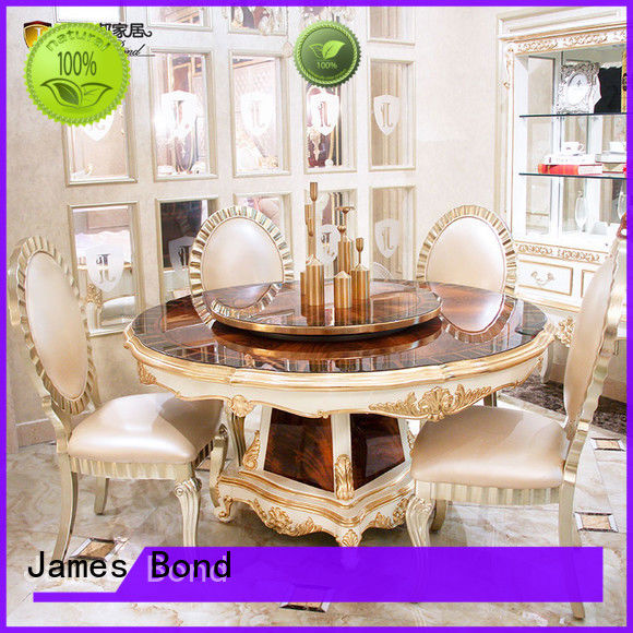 James Bond classic dining room table directly sale for villa