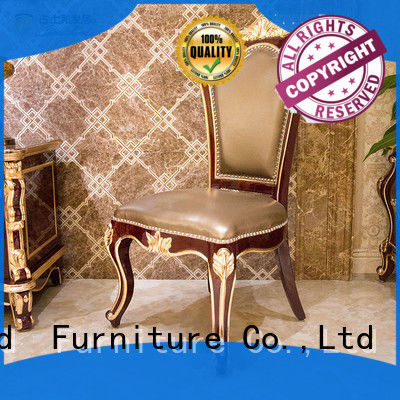 solid wood traditional dining room chairs directly sale for restaurant