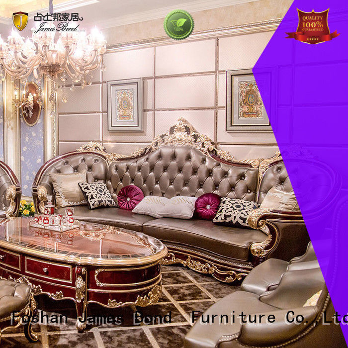 James Bond modern traditional couches wholesale for restaurant