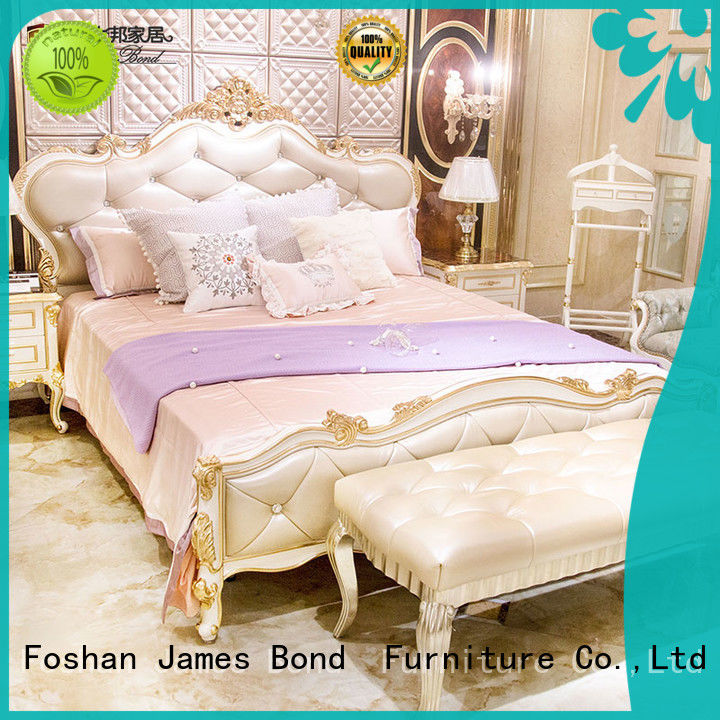 James Bond traditional bedroom furniture from China for apartment