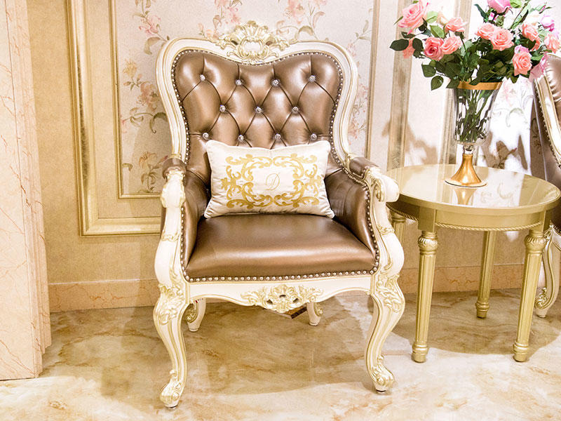 durable classic bedroom chairs supplier for guest room-1